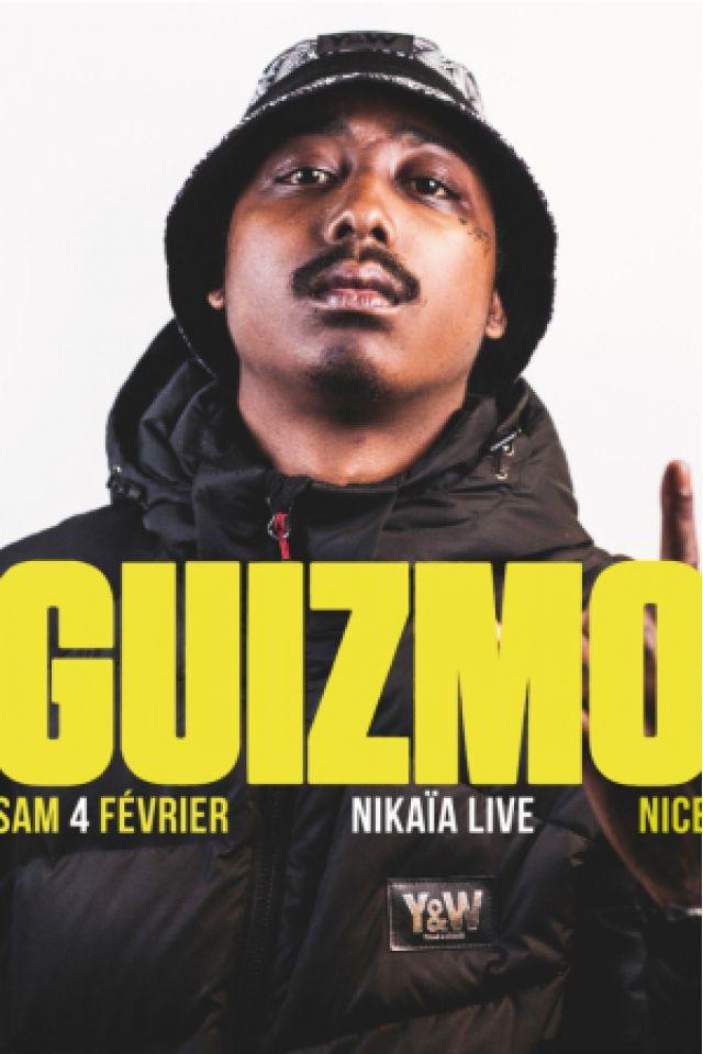 GUIZMO @ Nikaia Live - Nice