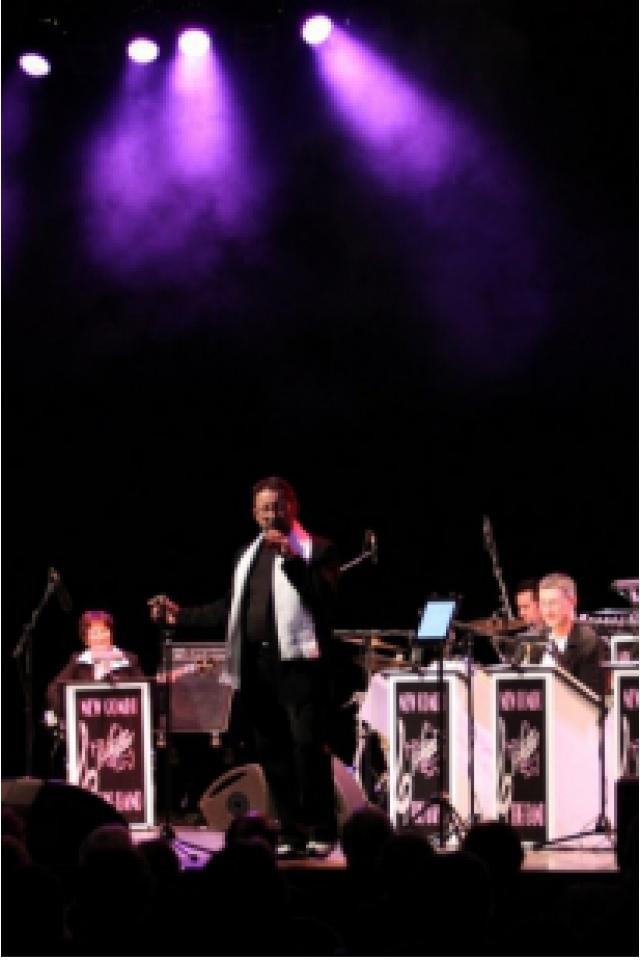 New Combo Jazz Big Band @ Espace Dollfus & Noack - SAUSHEIM