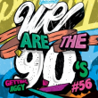 Soirée WE ARE THE 90's #56