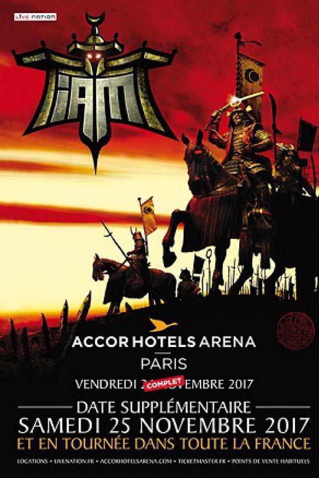 IAM @ ACCORHOTELS ARENA - PARIS 12