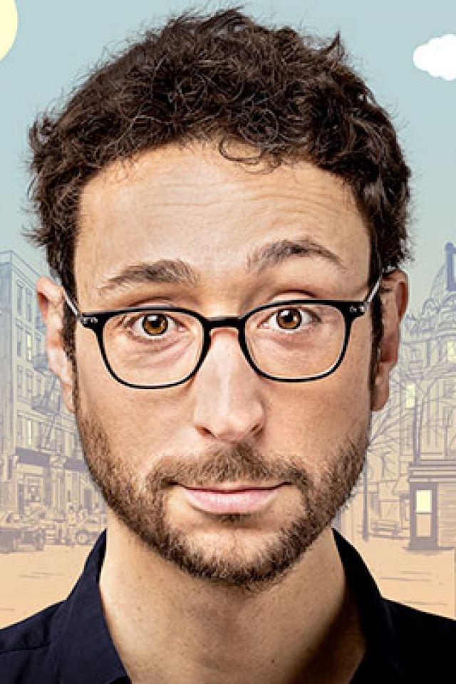 SEBASTIAN MARX dans THE FRENCH DREAM @ APOLLO THEATRE - PARIS