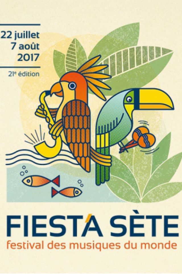 FATOUMATA DIAWARA & HINDI ZAHRA - OUMOU SANGARE @ THEATRE DE LA MER - SETE