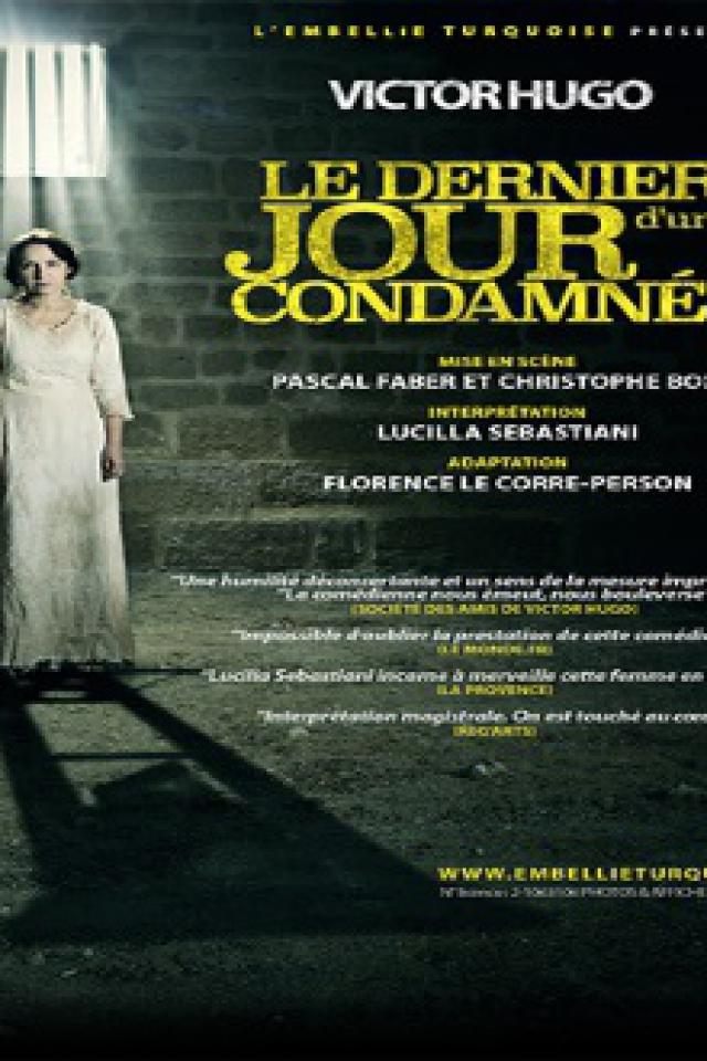 Le Dernier Jour d'un(e) condamné(e) @ Essaïon Théâtre - Paris