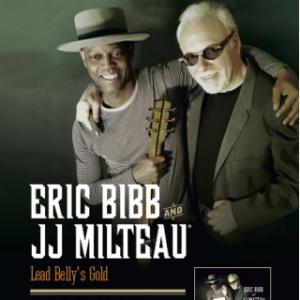 Concert Eric Bibb & JJ Milteau + 1�re partie : Nico Wayne Toussaint