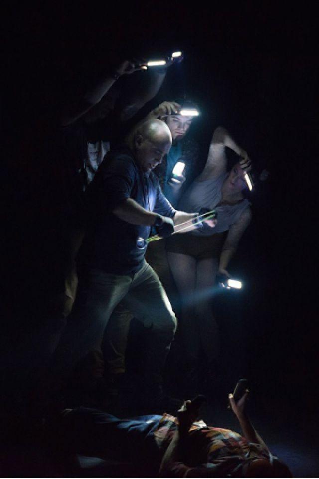 ATTRAPE-MOI @ Le Colisée - Théâtre de Roubaix - ROUBAIX