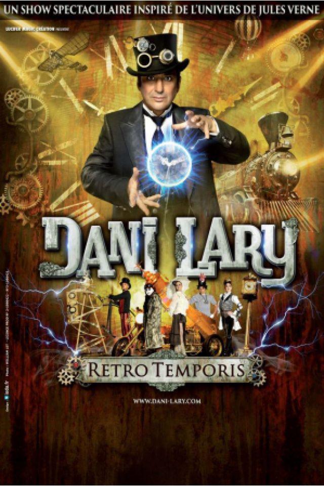 DANI LARY @ Le Vinci - Auditorium François 1er - Tours