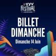 BILLET DIMANCHE 20€
