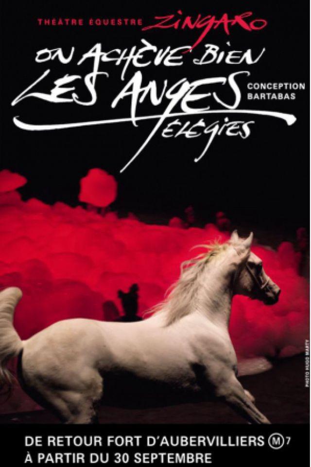 ZINGARO @ Théâtre Equestre Zingaro - AUBERVILLIERS