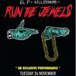 Concert EL-P + KILLER MIKE = RUN THE JEWELS @ LE PAN PIPER, PARIS - 27 Novembre 2013