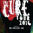 Concert THE CURE TOUR 2016 @ ARENA, Montpellier - 18 Novembre 2016