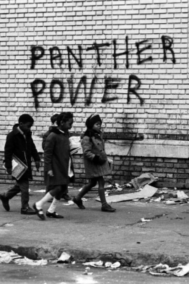 The Black Panthers : Vanguard of a Revolution @ La Gaîté Lyrique - Paris