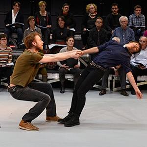 LES ÉVÉNEMENTS @ Théâtre de la Manufacture - Nancy