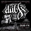 Concert DUB FX LIVE à Paris @ La Machine du Moulin Rouge - Billets & Places