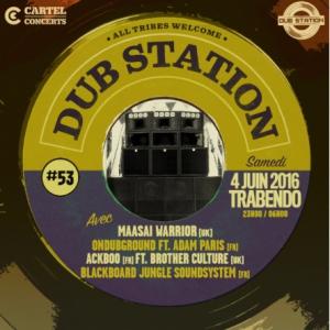 Soir�e Dub Station #53