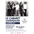 Concert JUKEBOX / conception: Fabrizio Rat - spécial guest Elli Medeiros à PARIS @ Studio de l'Ermitage - Billets & Places