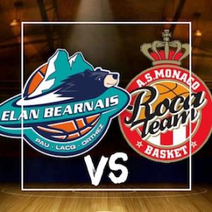 Match ELAN BEARNAIS / MONACO