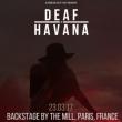 DEAF HAVANA + DINOSAUR PILE-UP + GUEST
