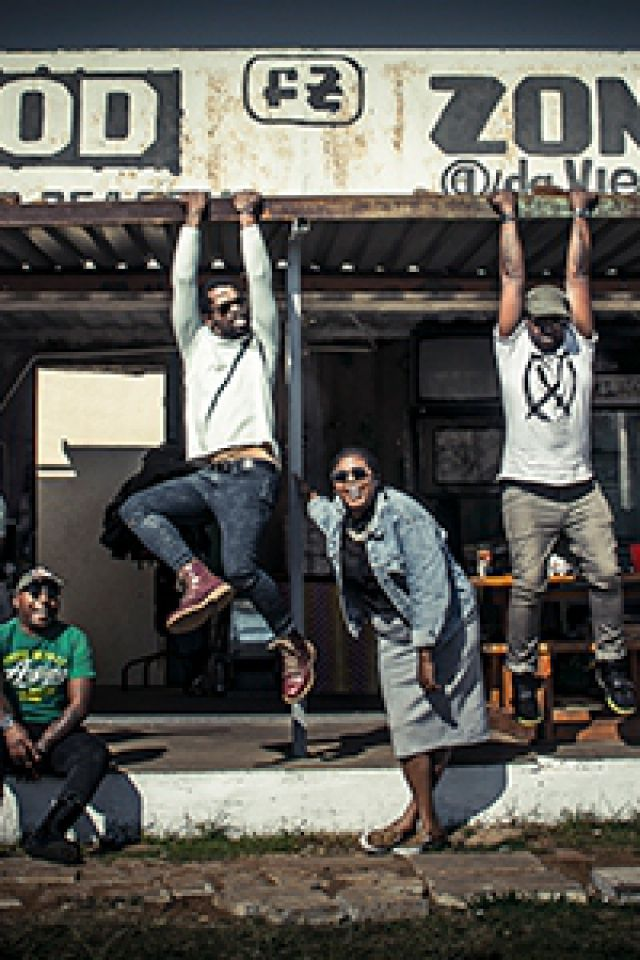 Bcuc + Mawimbi + Africaine 808 @ La Belle Electrique - GRENOBLE