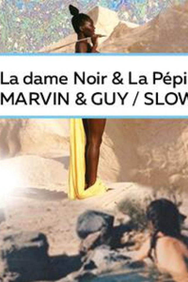 Billets R2 Rooftop x La dame Noir : La Pépinière avec Marvin & Guy - ROOFTOP R2 Marseille