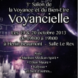Salon de la voyance et du bien etre h nin beaumont for Salon de la voyance a paris
