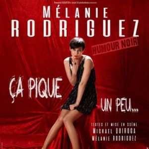 Billets MELANIE RODRIGUEZ - APOLLO THEATRE