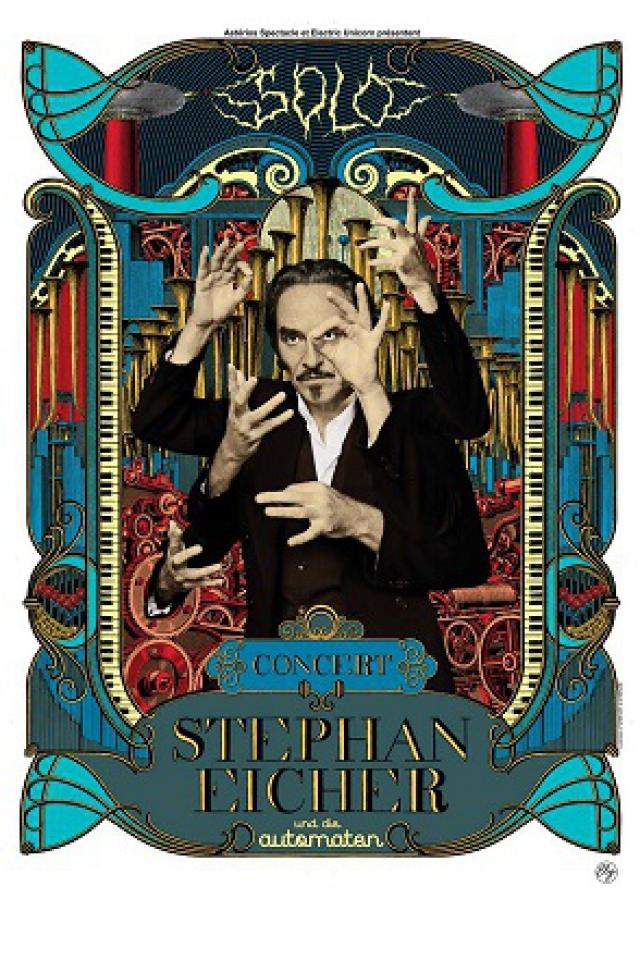 Concert STEPHAN EICHER  à Istres @ L'Usine - Billets & Places