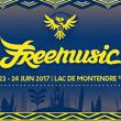 FREEMUSIC 2017 - 23 & 24 JUIN - PASS 2 JOURS