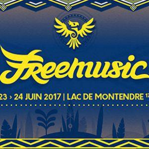 Festival FREEMUSIC 2017 - VENDREDI 23 JUIN - JOUR 1
