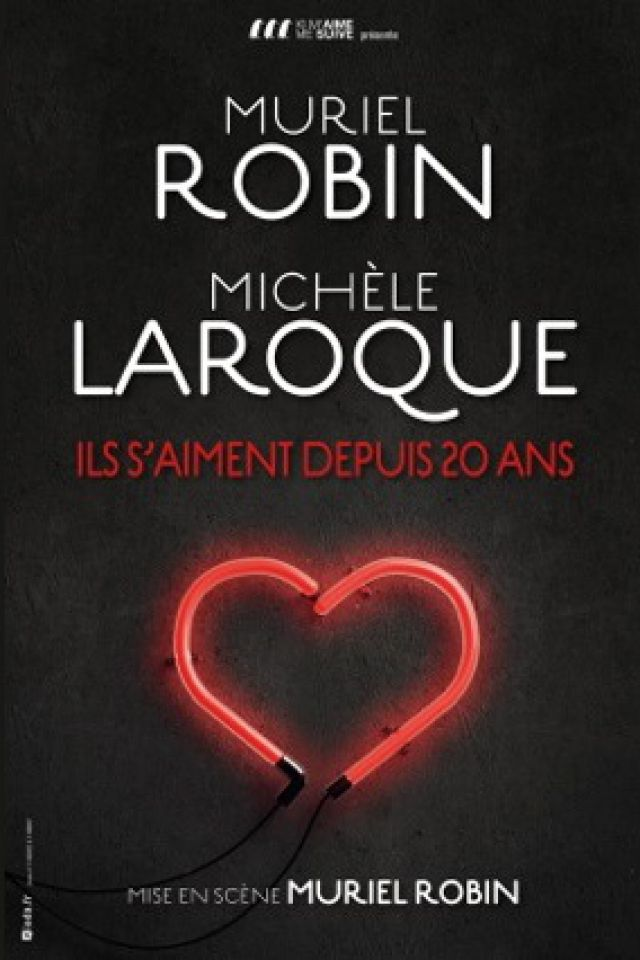 MURIEL ROBIN - MICHELE LAROQUE @ ZENITH PYRENEES - Pau