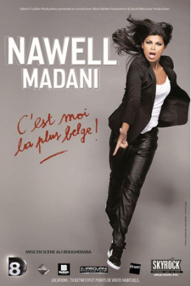 NAWELL MADANI @ Cité des Congrès - Nantes