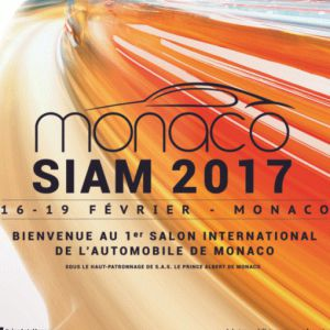 SALON INTERNATIONAL DE L'AUTOMOBILE DE MONACO @ MONACO - MONACO