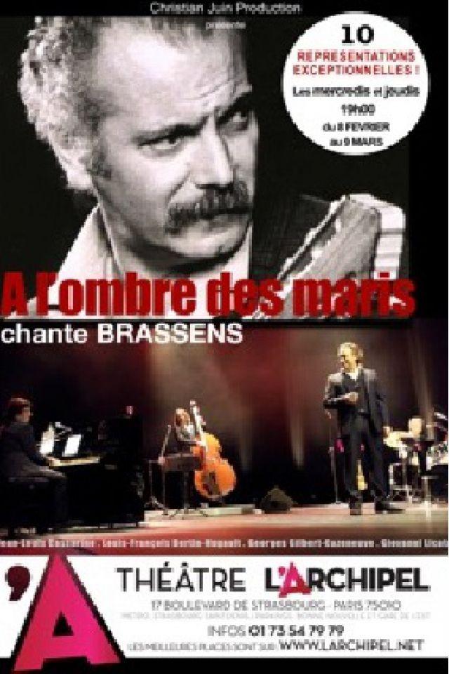 A l'ombre des maris @ Théâtre de l'Archipel - Salle Rouge - PARIS