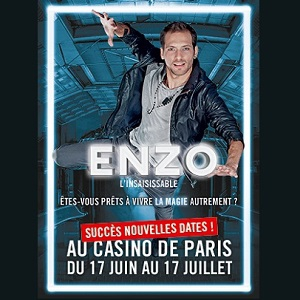 Spectacle ENZO Au-del� des illusions