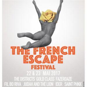 Concert THE FRENCH ESCAPE FESTIVAL - JOUR 1