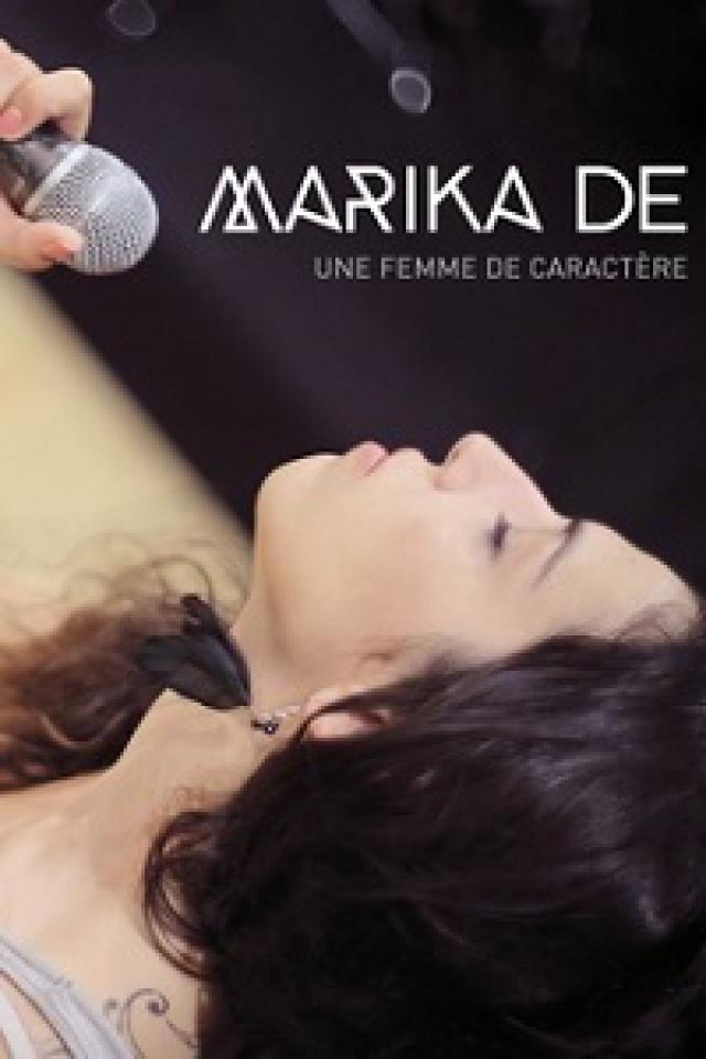 Drôles de dames : Marika De + The Creature + Diouma @ Le Forum - Vauréal