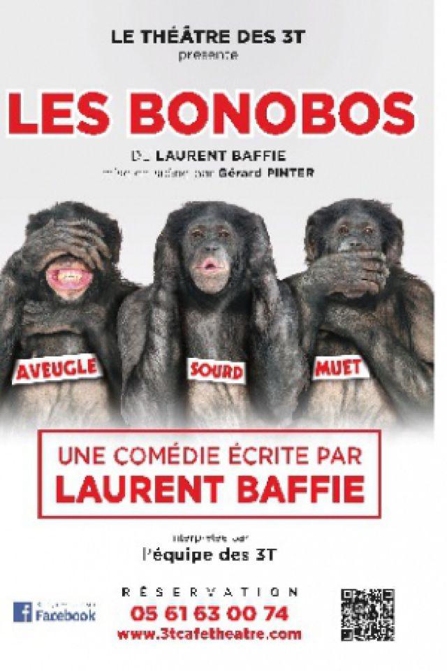 Les Bonobos  @ 3T - GRAND THEATRE - TOULOUSE