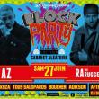 Concert Block Party - Rugged Man et AZ à Marseille @ Cabaret Aléatoire - Billets & Places