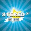 STERED PART EN LIVE !