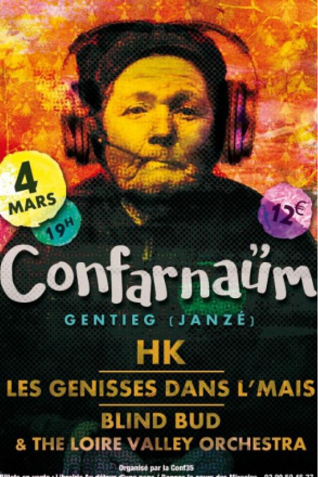 Billets Confarnaüm - Le Gentieg