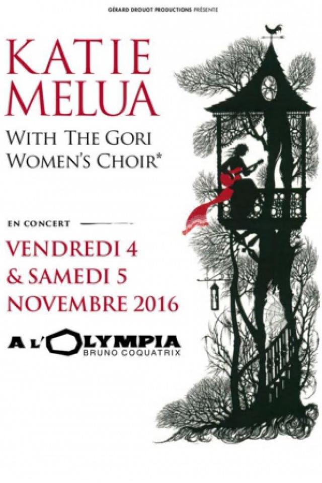 KATIE MELUA @ L'Olympia - Paris