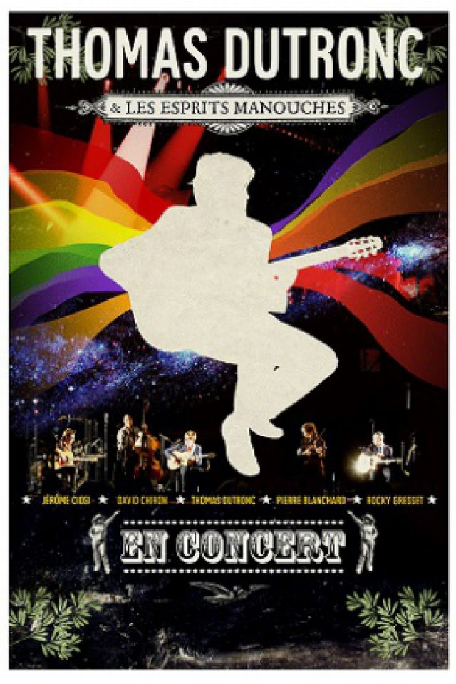 Concert THOMAS DUTRONC à Paris @ Le Trianon - Billets & Places