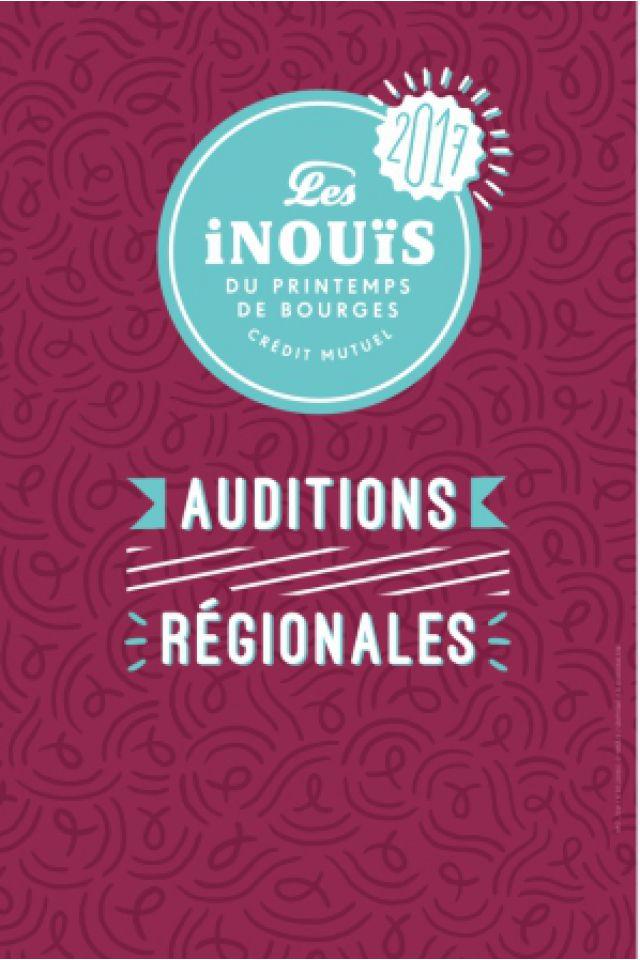 Concert LES iNOUïS DU PRINTEMPS DE BOURGES CRÉDIT MUTUEL à MARSEILLE @ Le Poste à Galène - Billets & Places