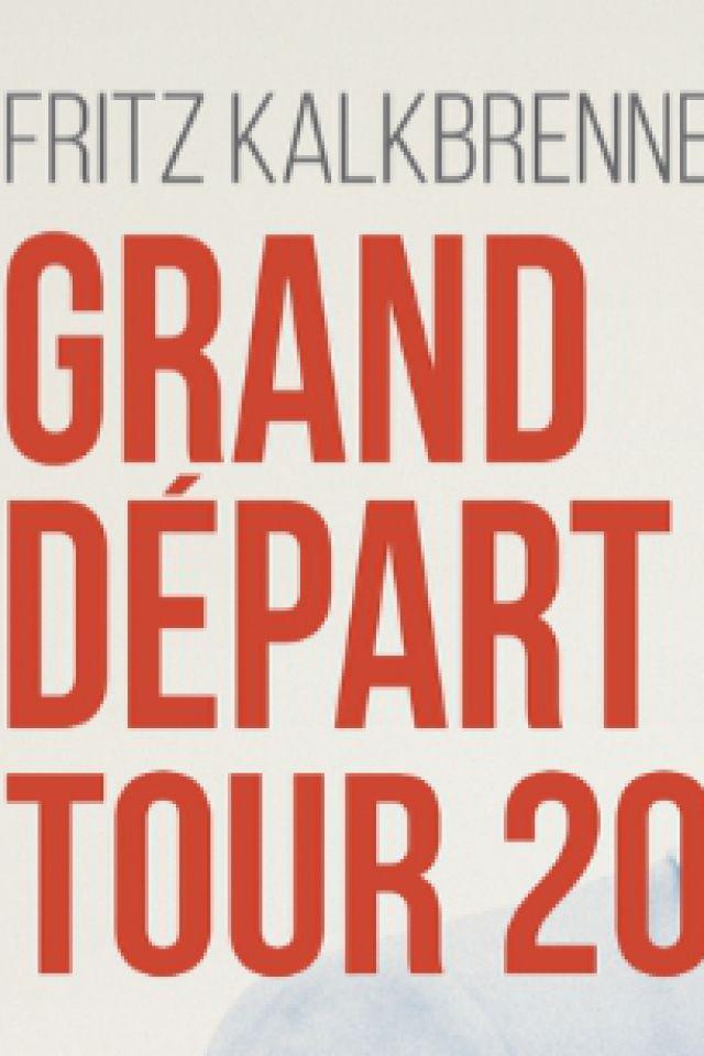 Billets FRITZ KALKBRENNER - GRAND DEPART TOUR @ TRIANON - Le Trianon