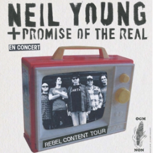Concert NEIL YOUNG & PROMISE OF THE REAL