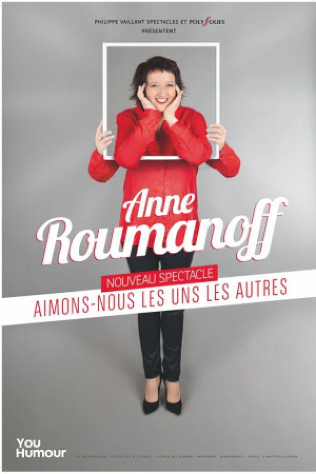 ANNE ROUMANOFF @ Palais D'Auron - Bourges