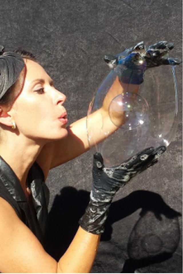 La danse des bulles de savon @ Acte 2 Théâtre - LYON