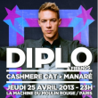 Diplo and friends soirée