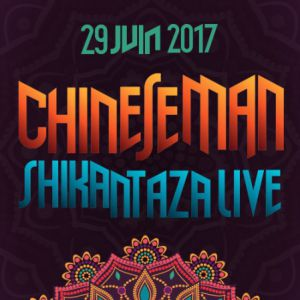 Concert Chinese Man Shikantaza Live & Poldoore Live