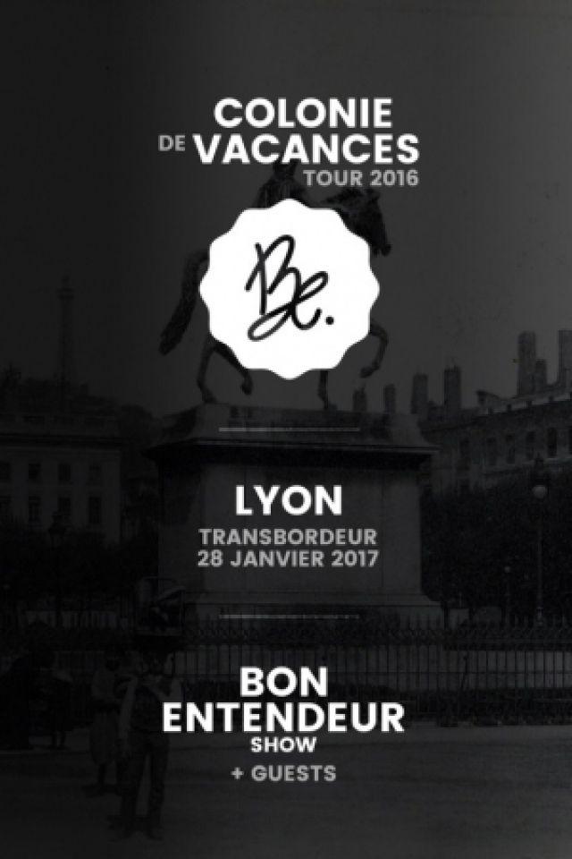 BON ENTENDEUR @ TRANSBORDEUR - Villeurbanne