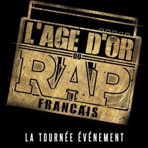 Concert L'AGE D'OR DU RAP Français